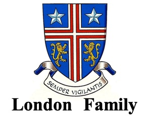 London family coat of arms